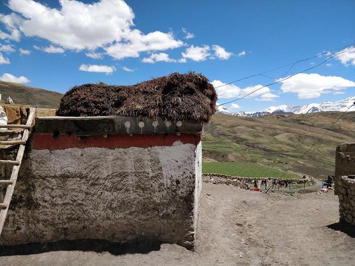 Hikkim-Village