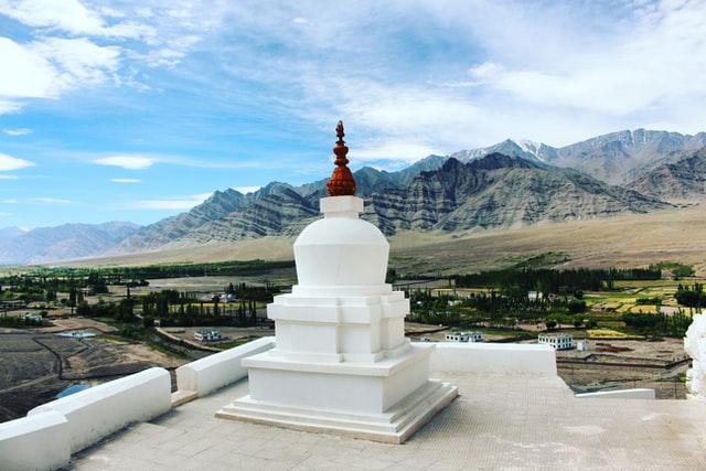 monastery in leh ladakh