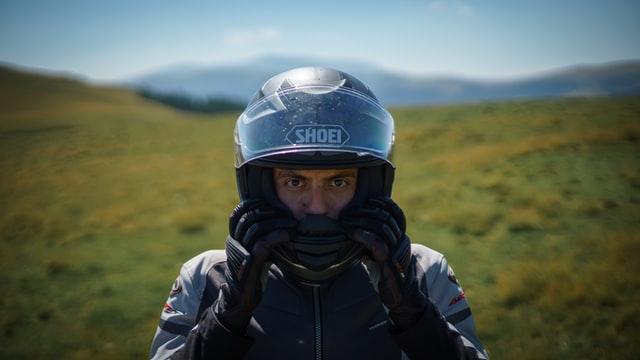 Helmets for Ladakh Trip