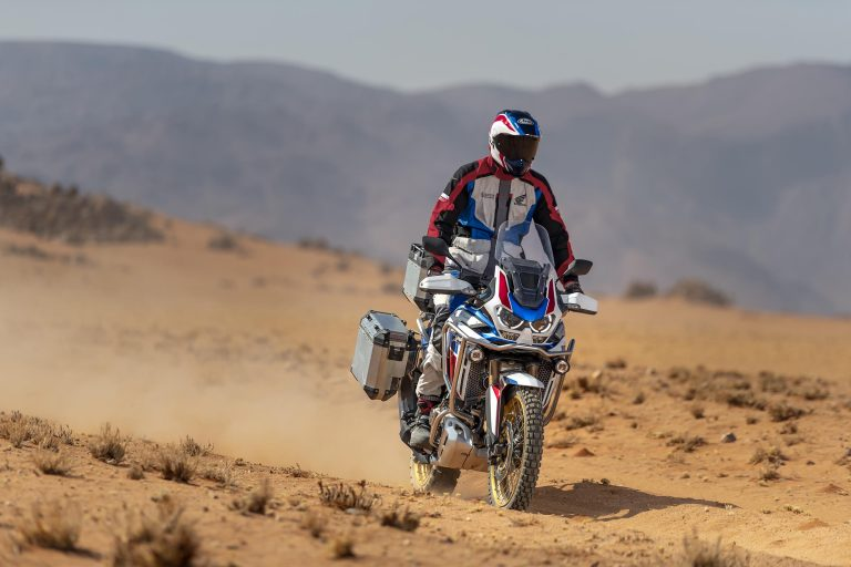 Read more about the article Honda Africa Twin 2021