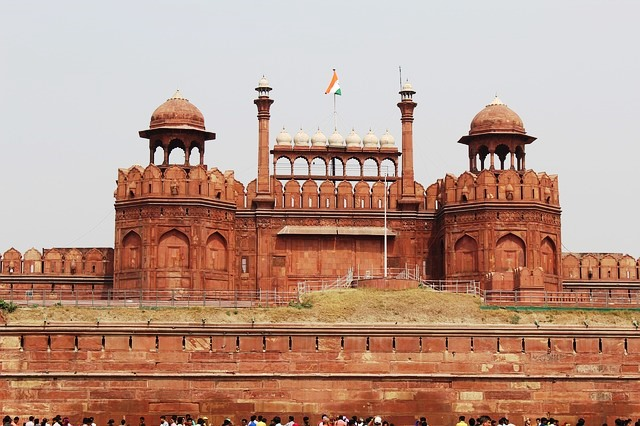 Red Fort New Delhi