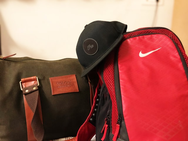 Shoulder bag for ladakh trip