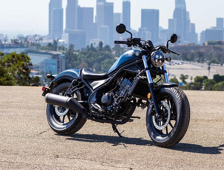 Honda Rebel 300 Cheapest Motorcycles for Beginners