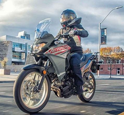 Kawasaki Versys X300 Low budget Adventure Touring Motorcycles