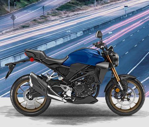 Honda CB300R for women riders