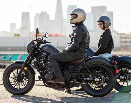 Honda Rebel For Beginner Women Riders