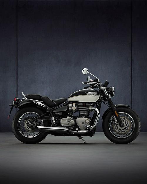 Bonneville Speedmaster Best Motorcycle for Short Riders