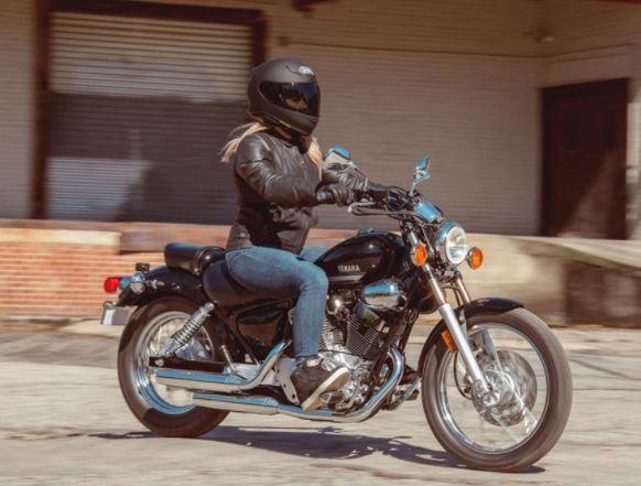Yamaha V Star 250 for ladies