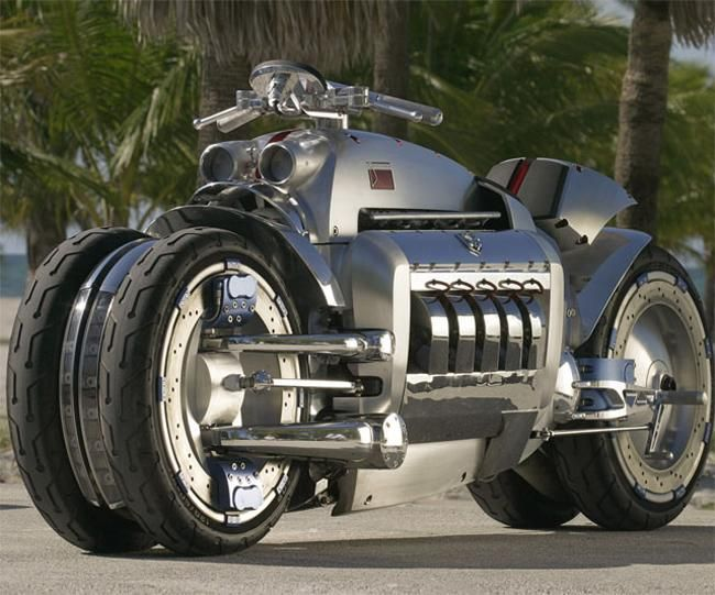 DODGE TOMAHAWK Fastest Motorcycle in the World