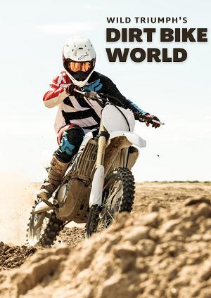 Dirt bike sub menu image (U-Menu)