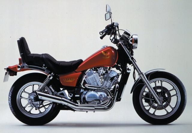 Honda Steed NV 400