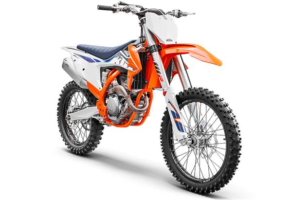 KTM 250SX-F Motocross Bikes for Beginners