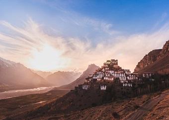 Spiti valley and Ladakh (U Menu)