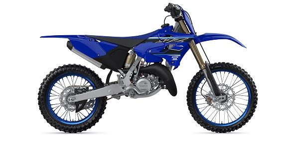 Yamaha YZ125 Motocross Bike