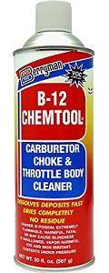 Berryman B-12 Carburetor cleaner