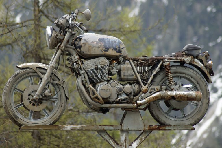 Read more about the article How to start a motorcycle that has been sitting for a long time