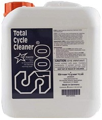 S100 Total Motorcycle Cleaner