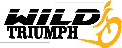 Wild Triumph Motorcycle Tours Logo