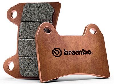 Brembo® Ceramic Brake Pads