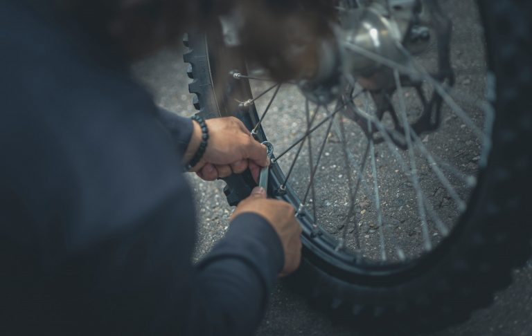 Read more about the article How To Prevent Motorcycle Flat Tires
